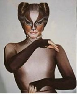Diana Platts CATS casandra Elgin Theatre Toronto